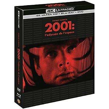 2001 : l'odyssée de l'espace [4K Ultra HD + Blu-ray + DVD]