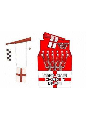 & HORN IN PP BAG DISPLAY BOX (Flag Display-box)