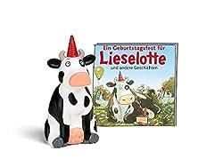 tonies 01-0127 Hörfigur Lieselotte Ein Geburtstagsfest für Lieselotte und andere Geschichten