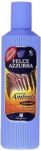 Felce Azzurra - Bagno Ambrato, Detergente pelle con olii essenziali aromatici -  750 ml