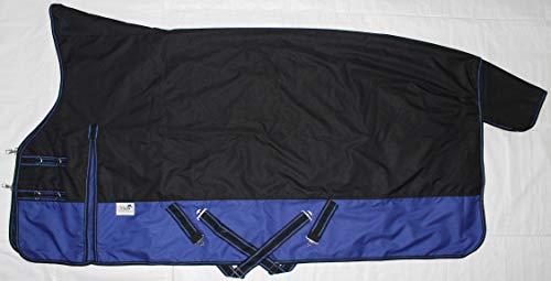 High Neck Outdoordecke Regendecke ergonomisch 600 Denier ohne Füllung Fleece Lining 145 155 165 Tysons Friese (165 cm)