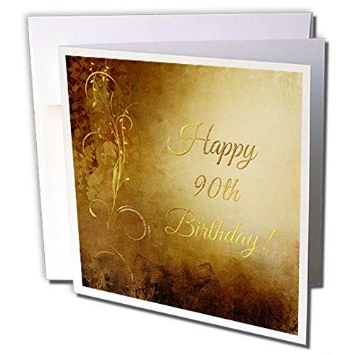 3dRose gc_233516_2 - Tarjeta felicitación cumpleaños