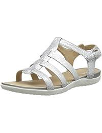 Amazon Sandals Zapatos De itGeox MujerBolsos E D9YEW2IH