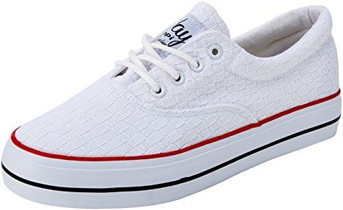 Beppi Canvas Shoe, Scarpe da Fitness Donna Blanco (bianco)