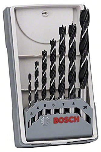 Bosch Professional 7tlg. Holzspiralbohrer-Set