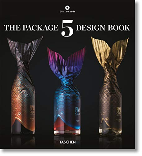 The package design book. Ediz. inglese, francese e tedesca: Package Design Book 5 (Inglés) Tapa Dura (Varia) por Pentawards