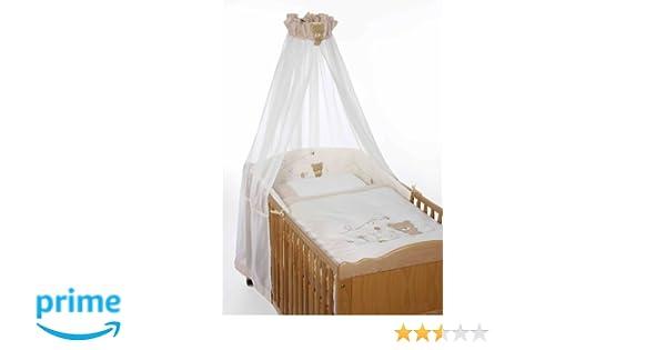 Easy baby 400 79 bettset honey bear: amazon.de: baby