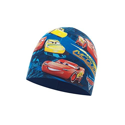 Buff Kinder Microfiber und Polar Hat Cars Mütze, Top Blue-Harbor, One Size (Polar-fleece-mütze Kinder)