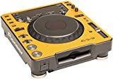 Zomo Twin CDJ orange 1 piece Faceplate