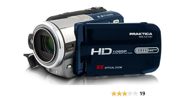 Praktica Dvc 5 4 Hd Camcorder Camera Photo