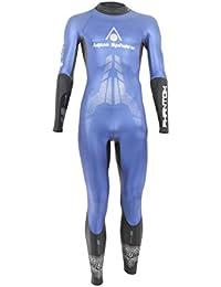 Neopren Anzug Phantom Herren blau/schwarz