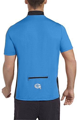 Gonso Herren Bike Shirt Moro Brilliant Blue