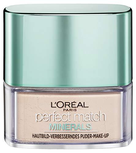 L'Oréal Paris Perfect Match Minerals Ivoire 1R/1C, 10 ml (Powder Oreal Match True L)