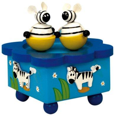 Spieluhrenwelt 43774 Die Zebras