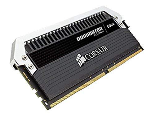 Corsair Dominator Platinum DDR4 64GB (4 x 16GB) C15 Arbeitsspeicher Kit 3000 MHz XMP 2.0 (Corsair Platinum Ddr3-1866)