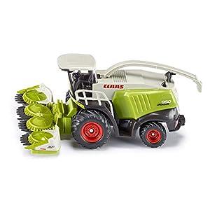 SIKU 1993 1:50 Preassembled Tractor Modelo de vehículo de Tierra - Modelos de vehículos de Tierra (1:50, Preassembled, Tractor, Metal, De plástico, Cal)