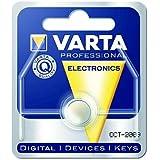Knopfzelle Silberoxid -Uhrenbatterie V394 VARTA, 67mAh