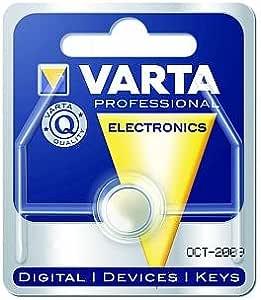 Knopfzelle Silberoxid Uhrenbatterie V399 Varta 42mah Elektronik
