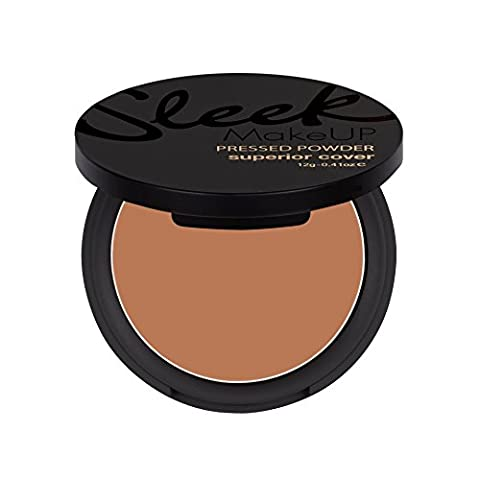Superior Cover Pressed Powder Tan