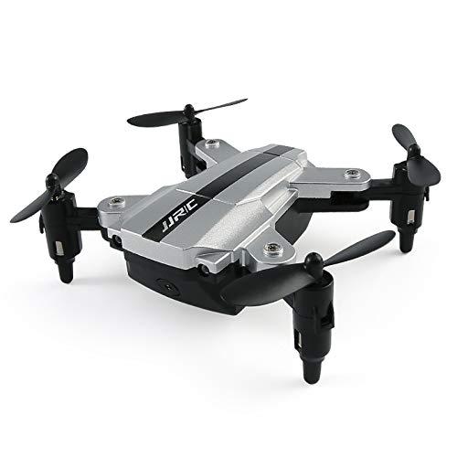 JJRC H54W E-Volar Mini abejon Plegable WiFi FPV W/ 480P Modo de retencion de altitud de la Camara RC Quadcopter Plata