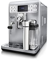 Gaggia ri9700/60 Freestanding Fully Automatic Espresso Machine 1.5L Silver, Stainless Steel – Coffee (Freestanding, Espresso Machine, Silver, Stainless Steel, Cup, Stainless Steel, Touch)