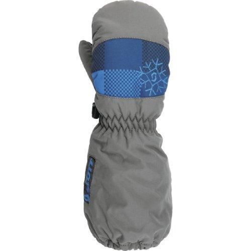 Scott USA Tidbit Pad, Jungen, Plaid Grey (Plaid Ski-handschuhe)