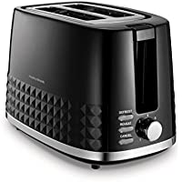Morphy Richards Dimensions 2 Slice Toaster 220021 Two Slice Toaster Black Toaster