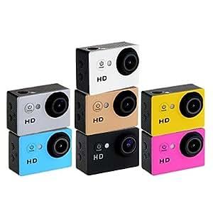 "HD720P eoscn a8 HD étanche 2/3 ""CMOS 5.0MP appareil photo de sport avec 1,5 LTPS LCD / batterie de 900mAh , With No Memory Card"