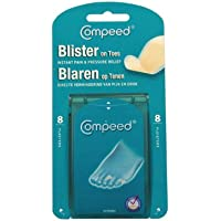 Compeed Toe Blister Plasters Transparent One Size by Compeed preisvergleich bei billige-tabletten.eu