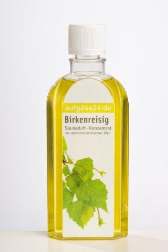 Birkenreisig-Saunaaufguss/Duftöl Konzentrat (1x100ml)