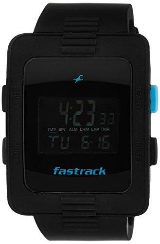 41raCNgEU4L - Fastrack 38009PP01J Casual Digital Mens watch