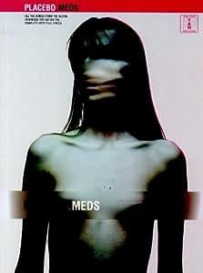 Placebo: Meds (Tab). For Grifftabelle für Gitarre