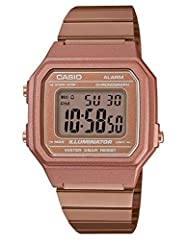 Idea Regalo - Casio Digitale Quarzo Orologio da Polso B650WC-5AEF