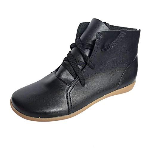 Stivali di Gomma alla Moda Donna Stivali da Pioggia Stivaletti da Equitazione Boots Impermeabile Antiscivolo Scarpe per Donna