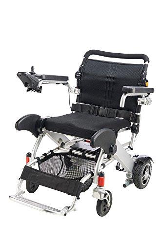 movingstar pliable fauteuil roulant électrique modèle 102Noir