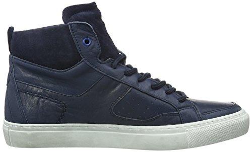 Dockers by Gerli 39PO004-102600, Baskets Basses Homme Bleu (Blau 600)