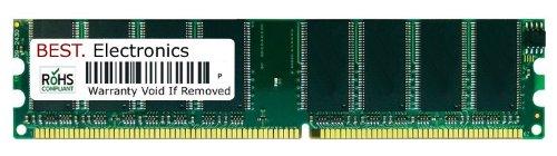 BEST Electronics 1GB Arbeitsspeicher für Fujitsu-Siemens Scaleo P-p C 280 P4GV-MX, Desktop Speicher RAM