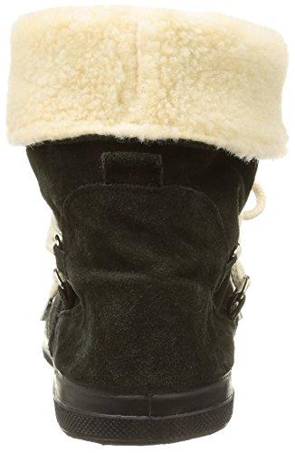 Bensimon Mountain, Chaussures Hautes femme Noir (Gris 812)