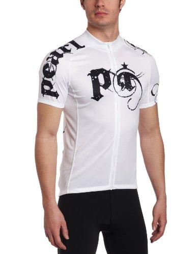 PEARL IZUMI Herren Radtrikot Elite LTD, Metal White, L, P07113RFL (Pearl Radtrikot Herren Izumi)