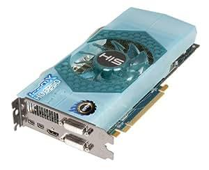 HIS ATI Radeon 2GB HD6950 IceQ X Turbo Grafikkarte (PCI-e, 2GB, GDDR5 Speicher, 2x DVI, HDMI, 2x mini DisplayPort)