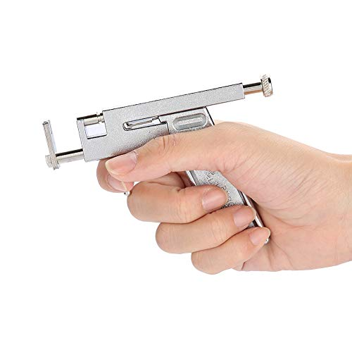 Edelstahl Ohr Nasen Körper Piercing Pistole Ohr Piercing Pistolenwerkzeug Set für den professionellen Gebrauch oder den Heimgebrauch