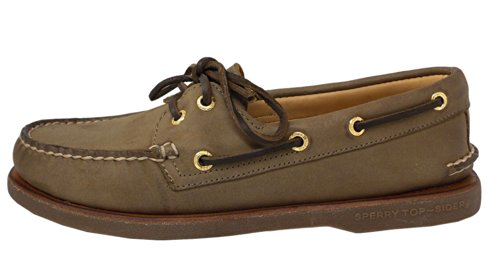 Sperry Top-Sider Gold A/O 2 Eye Dark Tan brown