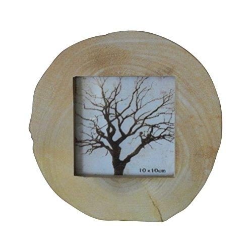 CVHOMEDECO. Rústico primitiva de madera tablero de la mesa decoración de fotos...