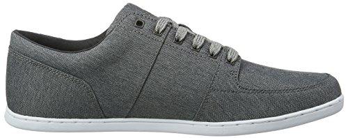Boxfresh Herren Spencer Low-Top Grau (Steel Grey)