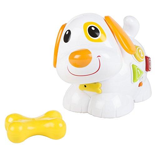 Winfun - Perrito musical con luz & sonido (español) (ColorBaby 44230)