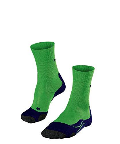 FALKE TK2 Herren Socken Trekking rugby green (7741) 44-45