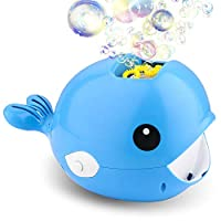 Balnore Bubble Machine,Automatic Bubble Maker 2000+ Bubble Blower for Kids,Easy to Use for Parties Wedding Baby Showers Indoor/Outdoor