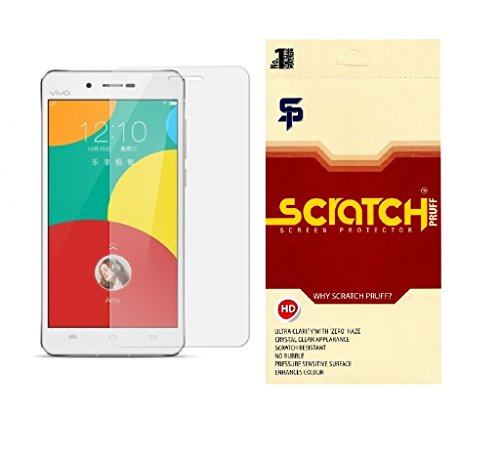 Scratch Pruff Matte Screen Guard Of Vivo Y22  available at amazon for Rs.169