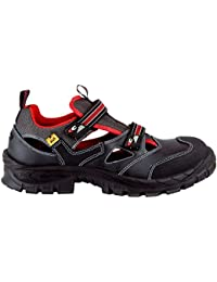 Cofra S1 P Asgard 13050-000 BGR191, Zapatos de Seguridad Guttorm, Sandalias de Verano