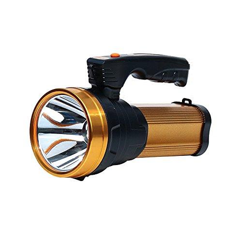MUTANG LED Taschenlampe Wiederaufladbare Wasserdichte Camping Licht Super Helle Suchscheinwerfer Outdoor Tragbare Handheld Taschenlampe